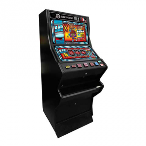 BAR-X by Electrocoin, CAT C/D – AWP, Fruit machines and slots