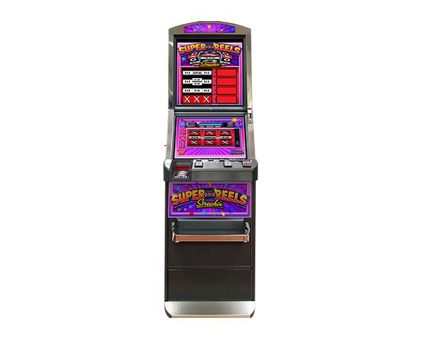 Super OXO Reels Streakin' by Electrocoin, CAT C £50/£70/£100 Jackpot – AWP, Fruit machines and slots