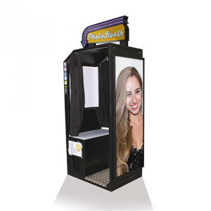 New Generation Panther Photobooth by Digital Centre – Photobooth & Vending