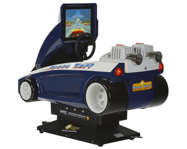 Merkur Kids Space Kart – Skill Games