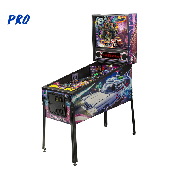 Ghostbusters Pinball Pro Edition Full Side by Stern Pinball