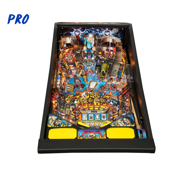 Metallica Pinball Pro Edition Playfield by Stern Pinball