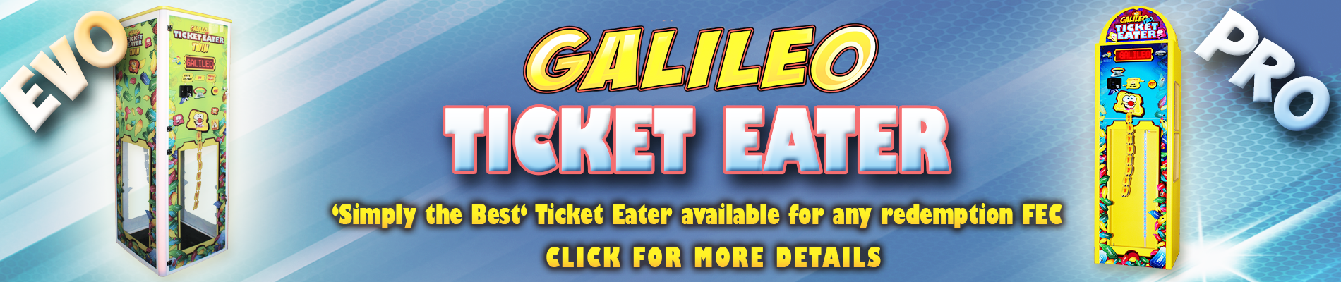 Galileo Ticket Eater Systems