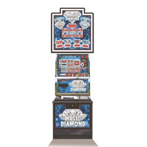 Magic Diamond by Electrocoin, CAT C £100 Jackpot – AWP, Fruit machines and slots