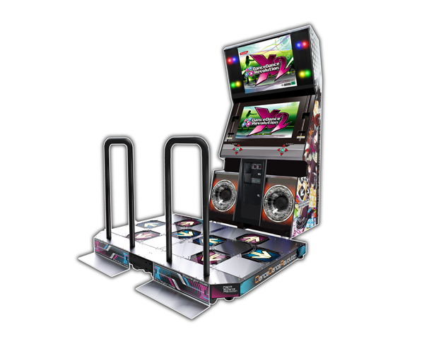 DANCE DANCE REVOLUTION X2 (DDRX2) by Konami – VIDEO GAMES