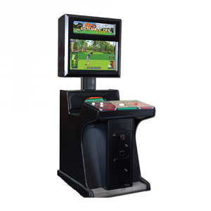 Golden Tee Live Golf by Incredible Technologies – Video Games & Skill