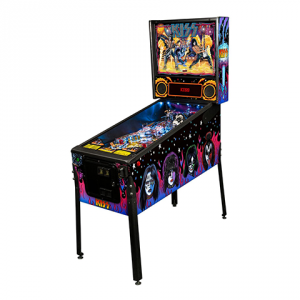 KISS Pinball by Stern