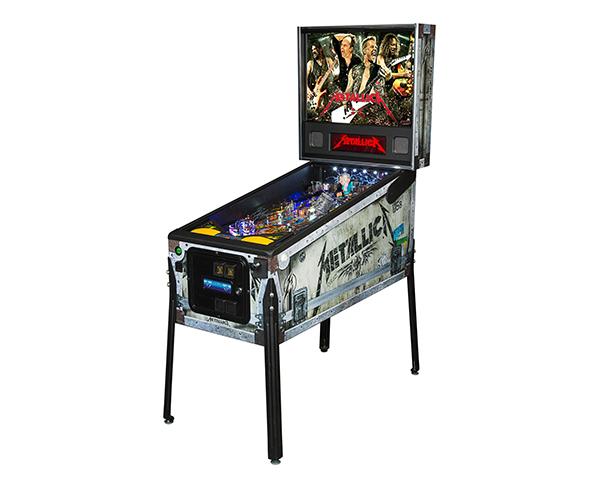 Metallica Pinball by Stern Pinball