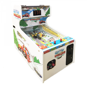 Snow Master by Electrocoin – Prize Vending Games & Skill
