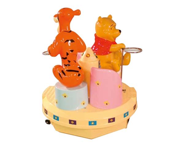 Merkur Kids Tigger & Winnie The Pooh– Skill Games