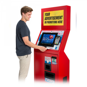 iTeller ATM Self Service Kiosk by Intercard
