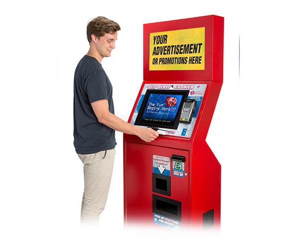 iTeller ATM Self Service Kiosk by Intercard