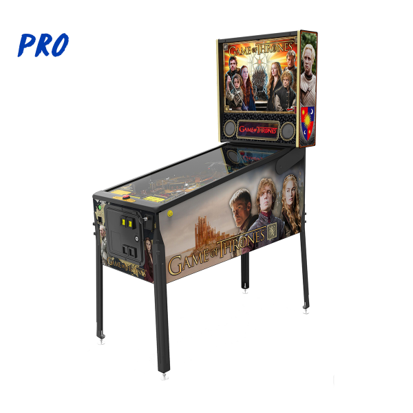 Game of Thrones Pinball Pro Edition Full Side by Stern Pinball