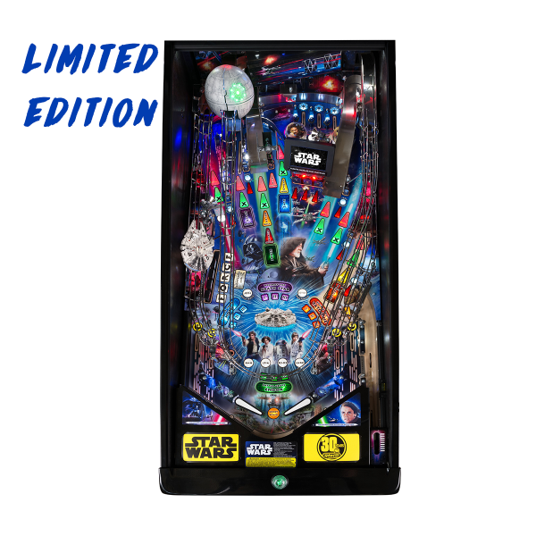 Star Wars Pinball Limited Edition Playfield by Stern Pinball