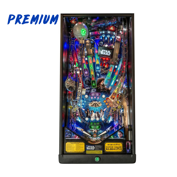 Star Wars Pinball Premium Edition Playfield by Stern Pinball