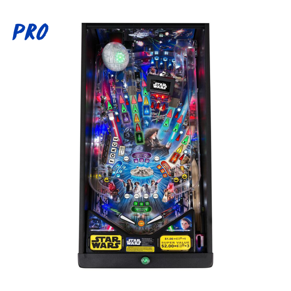 Star Wars Pinball Pro Edition Playfield by Stern Pinball