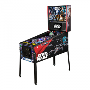 Star Wars Pinball by Stern Pinball