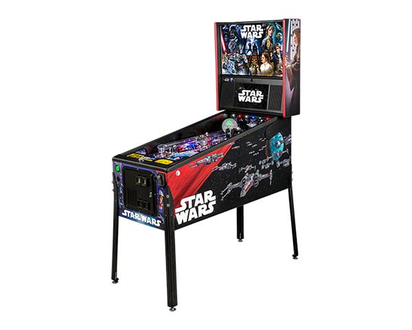 Star Wars Pinball by Stern Pinball