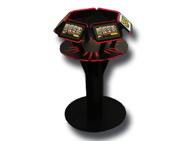Bar-X Tablet Tree by Electrocoin, CAT C £100 Jackpot – AWP, Fruit Machines & Slots