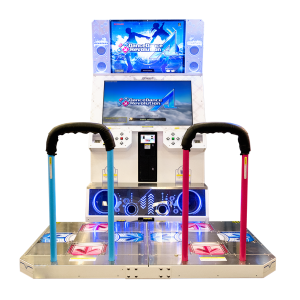 Dance Dance Revolution A (DDRA) by Konami