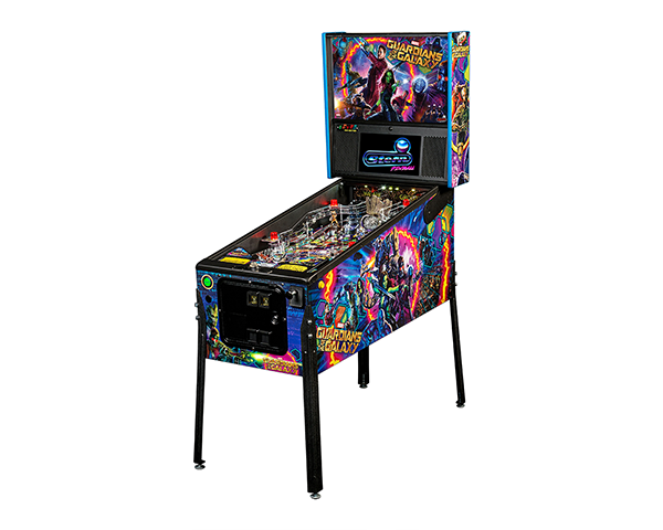 Guardians of The Galaxy Pinball by Stern Pinball