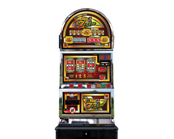BAR-X 7EVEN by Electrocoin, CAT C £25 Jackpot - AWP, Fruit Machines & Slots