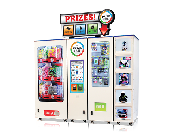 PRIZE HUB by Baytek Is Galileo Compatible – Self Service Kiosk - Redemption