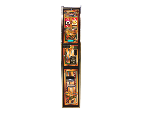 Monte Carlo in Genie Cabinet by Electrocoin, CAT C £70/£100 Jackpot – AWP, Fruit machines and slots