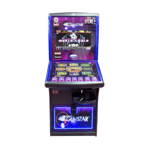Monte Carlo Gemstar 'Eclipse Conversion' by Electrocoin, CAT C £70/100 Jackpot – AWP, Fruit Machines & Slots