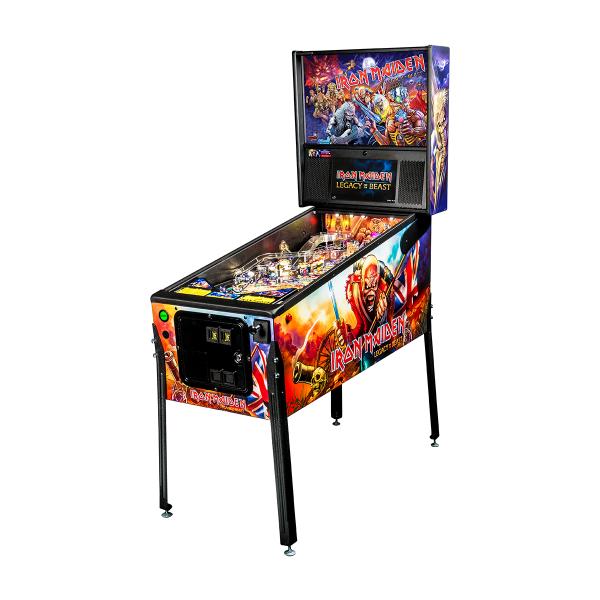 Iron Maiden Pinball by Stern pinball