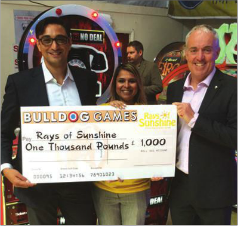 1,500th pusher bed triggers Bulldog donation