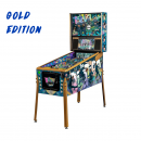 Beatles Pinball Gold Edition Full Side by Stern Pinball
