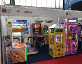 IAAPA – European Amusement Show (EAS) 2018 in RAI, Amsterdam – Netherlands_0675