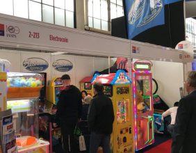 IAAPA – European Amusement Show (EAS) 2018 in RAI, Amsterdam – Netherlands_0683