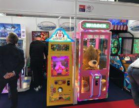 IAAPA – European Amusement Show (EAS) 2018 in RAI, Amsterdam – Netherlands_0689
