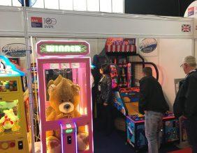 IAAPA – European Amusement Show (EAS) 2018 in RAI, Amsterdam – Netherlands_0707