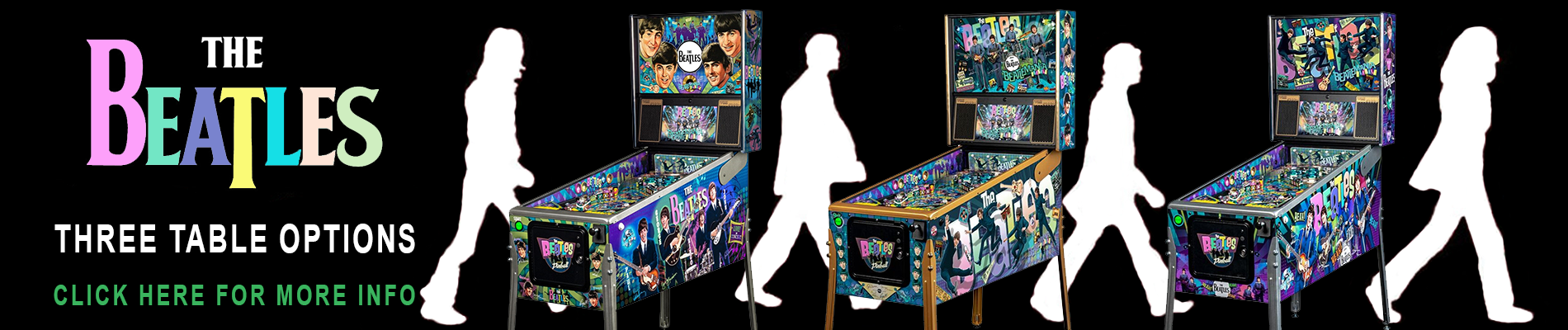 The Beatles Pinball by Stern Pinball