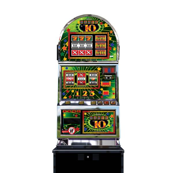 MAGIC 10 by Electrocoin, CAT C £25 Jackpot - AWP, Fruit Machines & Slots