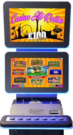 Electrocoin - Casino HI Roller