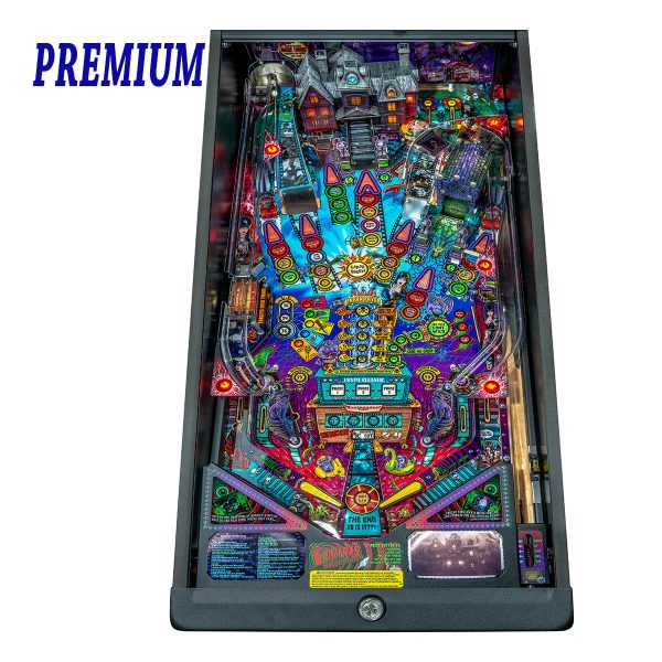 Elvira's House of Horror Pinball Premium Edition Playfield by Stern Pinball