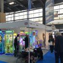 IAAPA Europe 2019 in Paris – Electrocoin stand 803 (2)