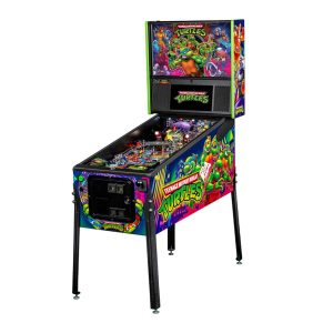 Teenage Mutant Ninja Turtles by Stern Pinball