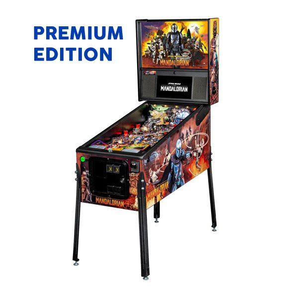 The Mandalorian Premium Edition Full by Stern Pinball