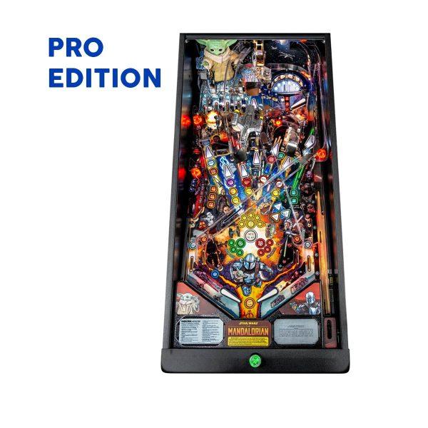The Mandalorian Pro Edition Playfield by Stern Pinball