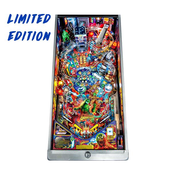Godzilla Limited Edition Playfield by Stern Pinball