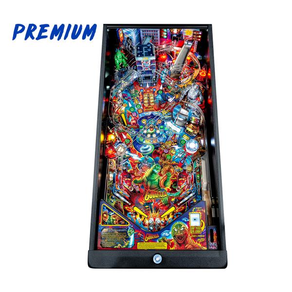 Godzilla Premium Edition Playfield by Stern Pinball