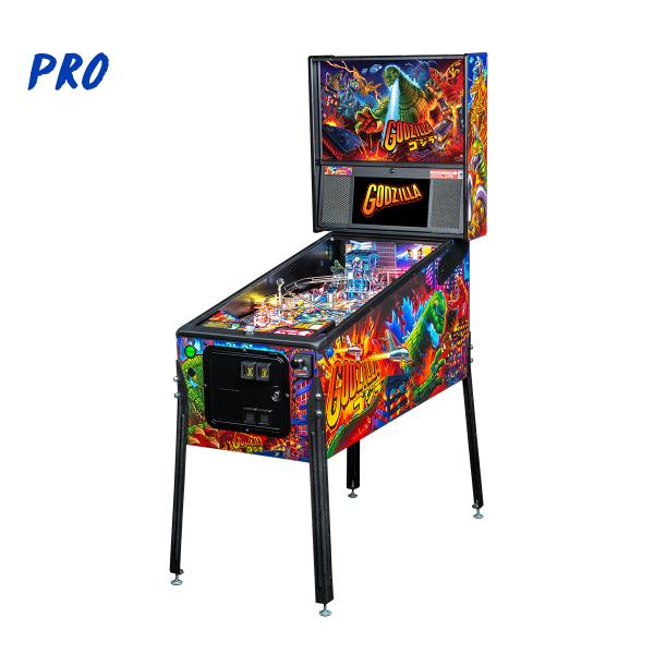Godzilla Pro Edition Cabinet by Stern Pinball