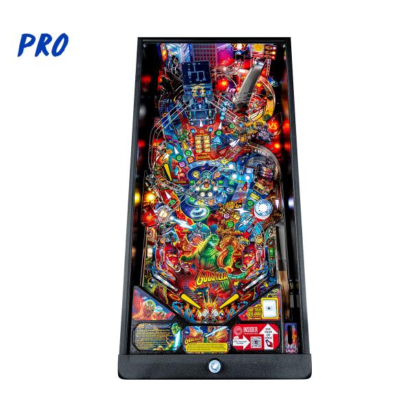 Godzilla Pro Edition Playfield by Stern Pinball